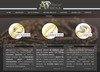 Site Bijuteria Athena SRL