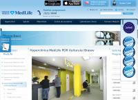 Site Policlinica de Diagnostic Rapid S.r.l