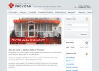 Site Provisan SRL