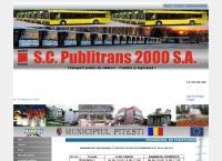 Site Publitrans 2000 SA
