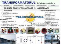 Site Transformatorul S.r.l