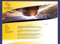 Site SC Rom Service Com 95 SRL
