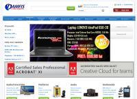 Site Damfis Computer SRL