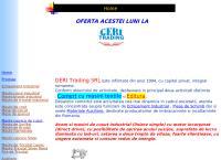 Site Geri Trading SRL