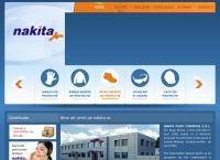 Site S.c. Nakita Prod Comimpex S.r.l