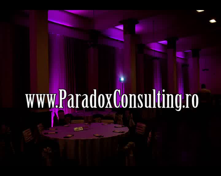 Paradox Consulting - organizari evenimente