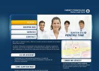 Site Cabinet Stomatologic Dr. Lazar Sorin