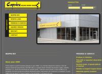 Site SC Caprice SRL