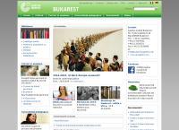 Site Institutul Goethe Bucuresti