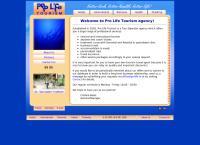Site Pro Life Tourism SRL