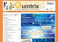 Site Quintrix Impex SRL