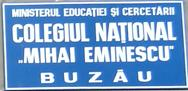 Colegiul National Mihai Eminescu Buzau