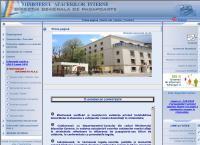 Site Directia Generala de Pasapoarte