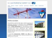 Site Electromontaj Carpati SA Sibiu