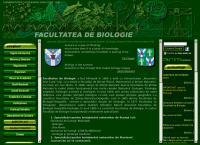 Site Universitatea Alexandru Ioan Cuza - Facultatea de Biologie