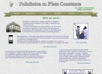 Site Policlinica Cu Plata Constanta