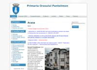 Site Primaria Pantelimon