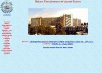 Site Spitalul Clinic Judetean de Urgenta Craiova