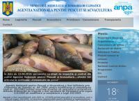 Site Agentia Nationala Pentru Pescuit Si Acvacultura (Anpa)
