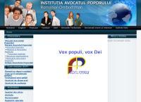 Site Avocatul Poporului