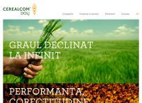 Site Cerealcom SA Dolj