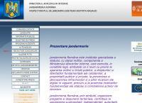 Site Inspectoratul de Jandarmi Judeţean Bistriţa-Năsăud