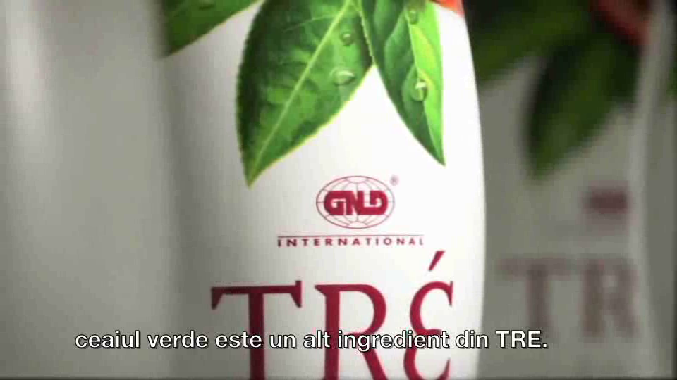 TRE - amestec antioxidant din polifenoli.