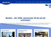 Site Beofon SRL