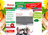 Site Real Hypermarket - Pitesti