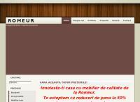Site SC Romeur SRL