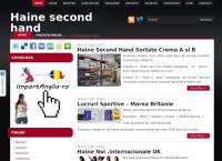 Site Roddenda Haine Second Hand