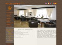 Site Hotel Club G