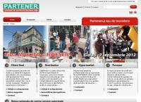 Site SC Artener SRL Magazin Galati