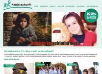 Site Kinderzukunft - Fundatia  Rudolf Walther - Filiala Timisoara