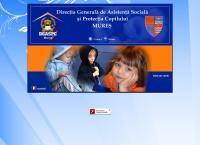 Site Directia Generala Pentru Protectia Drepturilor Copilului Mures