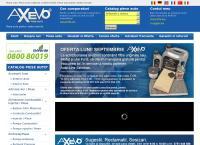 Site SC Axevo SRL - Pitesti