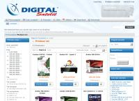 Site SC Digital Satelit SRL