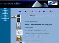 Site SC Syscami SRL