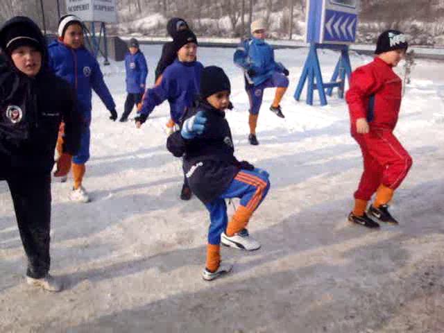 """Scoala Fotbal Copii """"Sport Team""""_In Cantonament"""