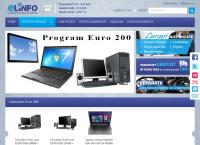Site SC Elinfo Service SRL