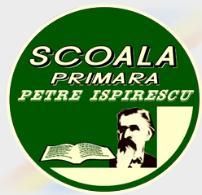 """Scoala Cu Clasele i-IV """"petre Ispirescu"""""""