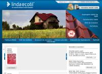 Site Linda Ecotil SRL