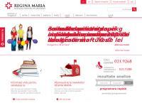 Site Regina Maria - Spitalul Euroclinic