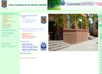 Site Casa Judeteana de Pensii Arges