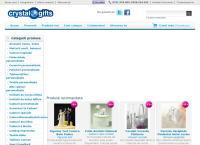 Site Cristal Cadou SRL