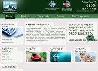 Site Carpatica Asig Sucursala Cluj-Napoca