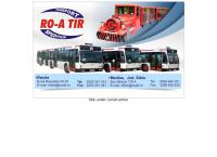 Site Spedition Ro-a Tir SRL