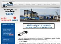 Site Arinovis Impex SRL