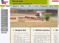 Site Agrocomert Holding SA
