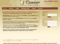 Site Traduceri Maghiara Bucuresti Translator SRL